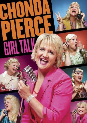 Chonda Pierce: Girl Talk -  DVD, Tom Forrest