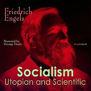 Socialism: Utopian and Scientific audiobook cover art