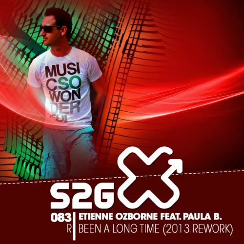 Etienne Ozborne feat. Paula B.