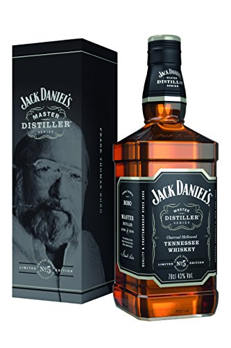 Neu: Jack Daniel's Tennessee Whiskey - 43% Vol. - Master Distiller Serie No. 5 - Limited Edition Bourbon