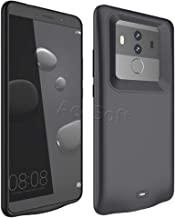 [Huawei Mate 10 Pro Battery Case] High-Performance 5200mAh Ultra Slim Rechargeable Extended Battery Backup Charger Case External Juice Portable Protective Cover for Huawei Mate 10 Pro Phone