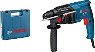 Bosch Professional GBH 2-20 D - Martillo perforador combinado (1,7 J, Ø máx. hormigón 20 mm, SDS plus, en maletín)