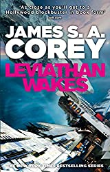 Cover of Leviathan Wakes by James S. A. Corey