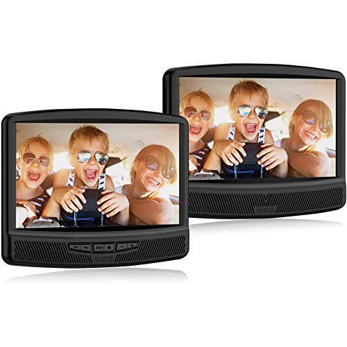 RCA 10' Dual Screen Mobile DVD System