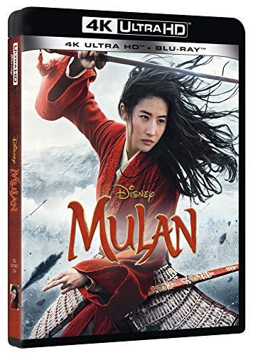 Mulan Live Action 2020 UHD 4K (2 Blu Ray)