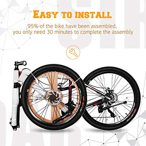 511RVeMNKAL. SL500 15 Best Cheap Mountain Bikes - Compare Prices & Features