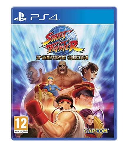 Street Fighter - 30th Anniversary Collection PS4 [