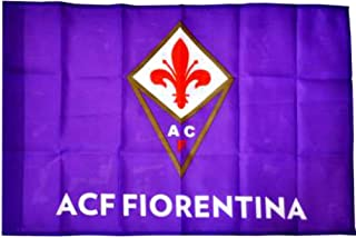 Sciarpa Fiorentina Ufficiale Doppia Tubolare Acrilico ...
