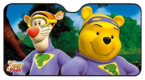 Winnie l'ourson Lot de 2 Pare-Soleil Winnie l'ourson pour frontscheiben
