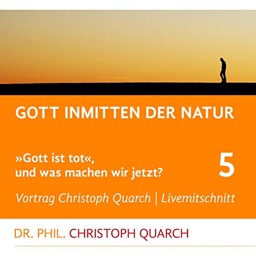 Gott inmitten der Natur audiobook cover art