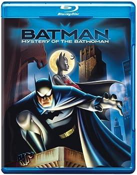 Batman  Mystery of the Batwoman  Blu-ray