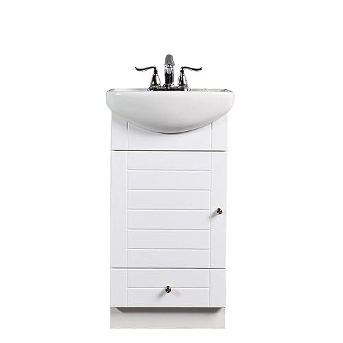 Narrow Bathroom Vanity Amazon Com