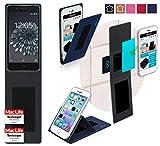 reboon Hülle für BQ Aquaris X5 Plus Tasche Cover Case