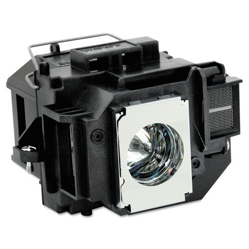 Epson - ELPLP58 Replacement Projector Lamp for PowerLite 1220/1260 V13H010L58 (DMi EA