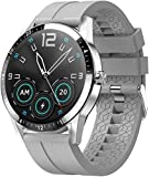 Smart Watch Uomo s Donne s Bluetooth Chiamata Full Touch Watch Monitor Smartwatch per Android-A-F