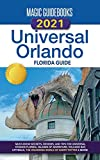 Magic Guidebooks 2021 Universal Orlando Florida Guide