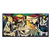 Guernica von Picasso Reproduktionen berühmte Leinwand