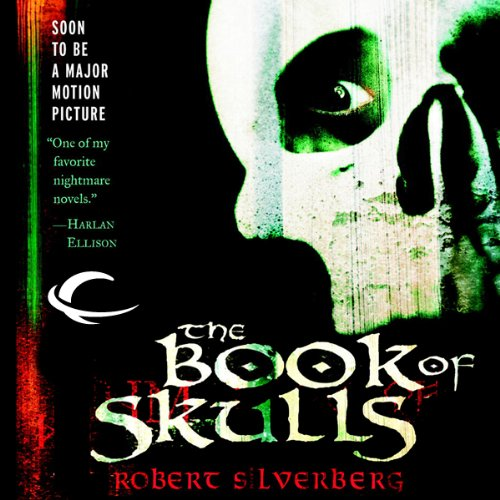 The Book of Skulls cover art