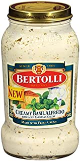 Bertolli Creamy Alfredo Sauce 14.5 oz (Pack of 2)