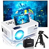 Bomaker Projector, Full HD 1080P and 300'' Display...