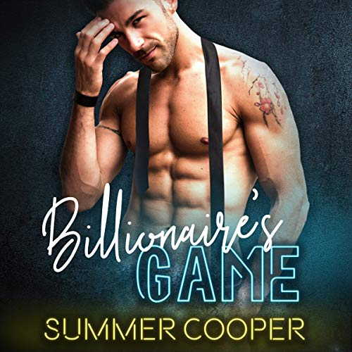 Billionaire's Game audiobook cover art
