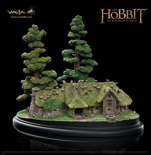 Weta- House of Beorn Figurine, 9420024714478