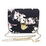 VJGOAL Damen Schultertasche, Frauen Mädchen Schmetterling Blumendruck Handtasche Schultertasche...