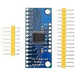LDTR Composant électronique Manuel 16 canaux analogique Multiplexeur numérique Module CD74HC4067