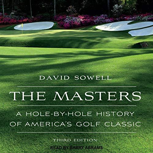 Page de couverture de The Masters