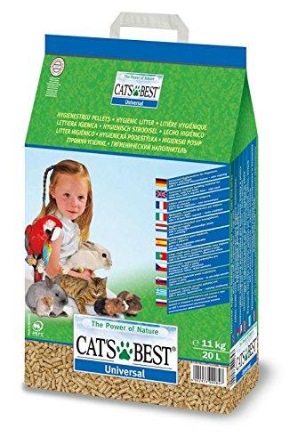 Cat's Best 29761 Cat 's Best Universal - Arena para Gatos (20 L) 🔥