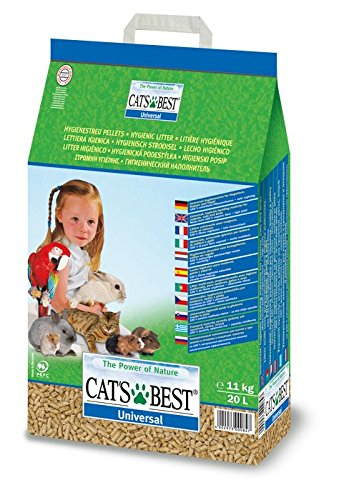 Cat's Best 29761 Cat 's Best Universal - Arena para Gatos (20 L) ⭐