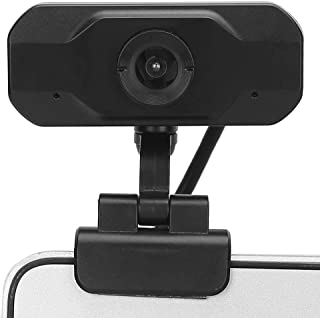 eboxer-1 USB Camera Webcam, Durable Plug and Play, Built-in Microphone Intelligent Noise Reduction Camera, for PC Laptop