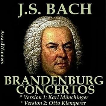 Bach, Vol. 01 : Brandenburg Concertos