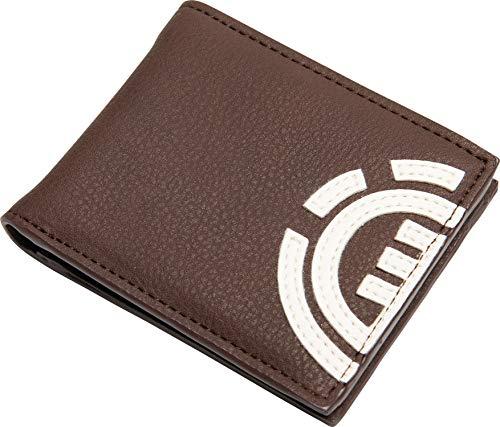 Element Daily Wallet Kreditkartenhalter, 0 cm, Dark Earth