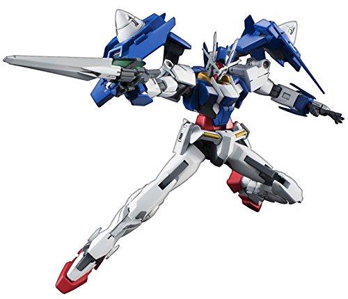 Bandai HGBD 1/144 Gundam Double O Diver Plastic Kit