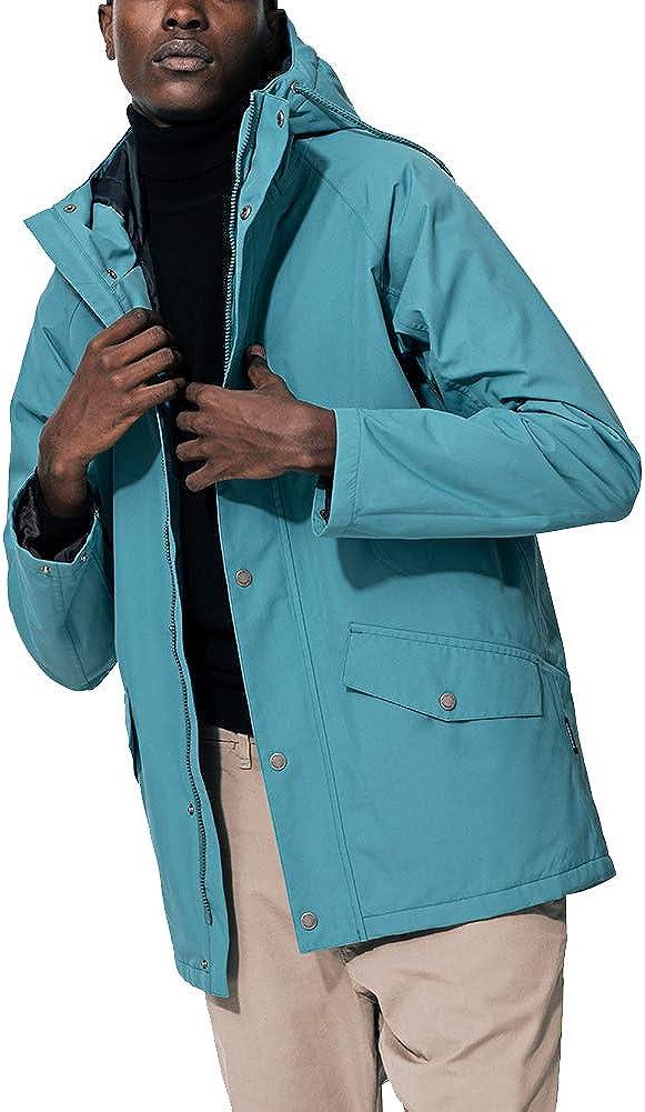 TRETORN Wings Woven Padded Waterproof Jacket