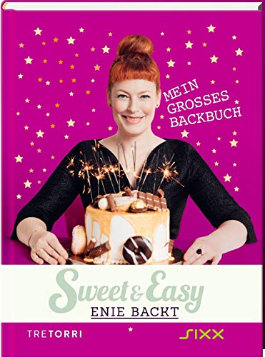 Sweet & Easy - Enie backt, Band 5: Mein großes Backbuch