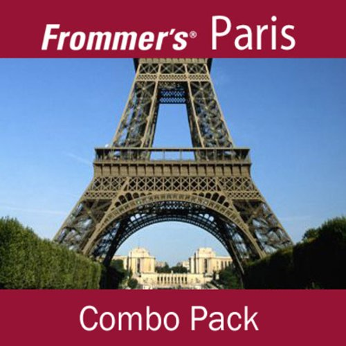 Frommer's Paris Combo Pack cover art