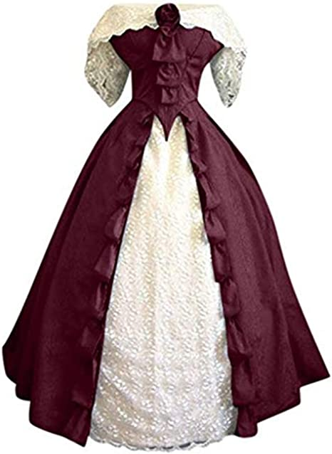 BEAUTELICATE Womens Petticoat Cotton Vintage Crinoline Underskirt for Wedding Bridal Dress Medieval Victorian Costume 4 Hoops