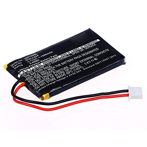 subtel® Batería de Repuesto OJCJ-034 Compatible con JVC SP-AD70, SP-AD70-A, SP-AD70-B, SP-AD90,...