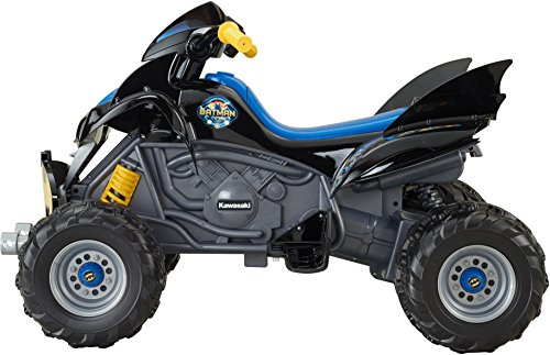 Power Wheels DC Super Friends Kawasaki Batman ATV