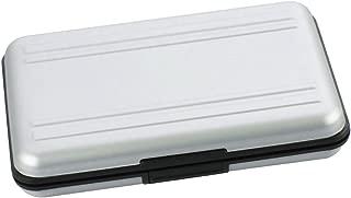 (デイリー スウィート) Daily Sweet  メモリカードケース SDカード 収納ケース  SDカード8枚 収納可能 カードダメージ防止 紛失防止 保存便利 磁気消し防止 マイクロSDカード TFカード ポータブル モリーカード収納ケース ボックス