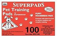Superpads Original 22 x 23-Inch Pet Training Pads, by SUPERPADS