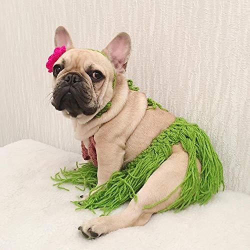 FORHOME Huisdier ondergoed hond bikini kostuum kleding grappige Halloween Party Kostuum Outfits Voor Bulldog Pugs Hond Grappige Kat