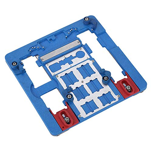Multifunctional Phone Motherboard Repair Fixture Jig, Professional IC Chip PCB Holder for iPhone 5c 5s 6 6P 6s 6sp SE 7 7P 8 8P XR XS XS MAX