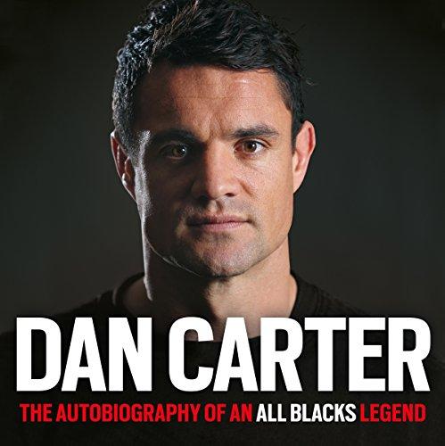 Dan Carter: My Autobiography audiobook cover art