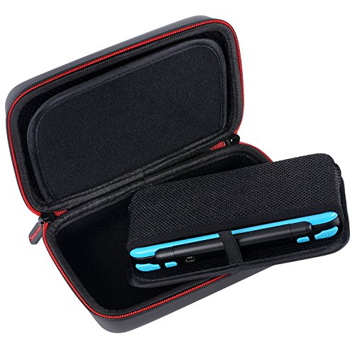 [Nintendo New 3DS XL/New 2DS XL Case] Smatree Hard Protective Carrying Case for New Nintendo 3DS, New 2DS XL, New 3DS XL, Nintendo New 3DS XL -Super NES Edition-[NOT FOR Nintendo Switch]