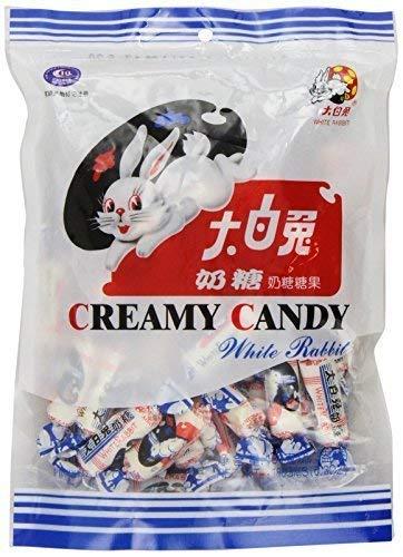 White Rabbit Creamy Candy 6.3 Oz (180 Gram) by White Rabbit