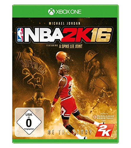 NBA 2K16 - Michael Jordan Edition - [Xbox One]