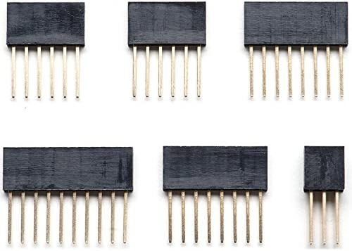 Shield Stacking Header Set for Arduino UNO R3(Pack of 5 Sets)